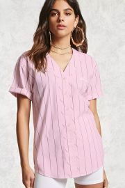 Los Angeles Baseball Jersey Top by Forever 21 at Forever 21