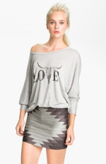 Love tee by Haute Hippie at Nordstrom
