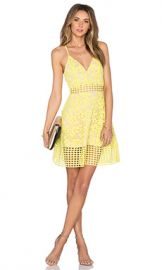 Lovers   Friends Bellini Dress in Sunshine from Revolve com at Revolve