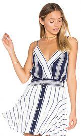 Lovers   Friends Vision Cami Bodysuit in Stripe from Revolve com at Revolve
