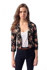 Lucca Couture Cropped Jacket at Urban Outfitters