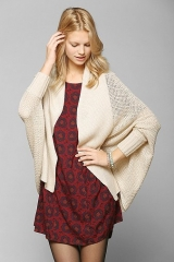 Lucca Couture Dolman Open-Front Cardigan at Urban Outfitters