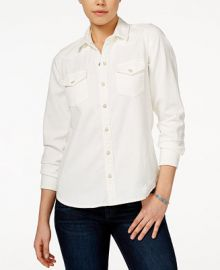 Lucky Brand Classic Western Shirt at Macys