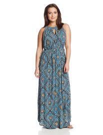 Lucky Brand Goddess Maxi Dress at Amazon