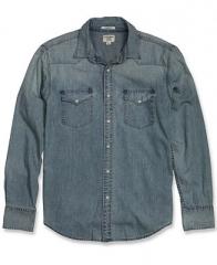 Lucky Brand Jeans Denim Shirt - Casual Button-Down Shirts - Men - Macys at Macys