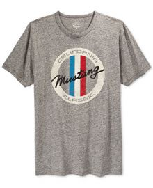 Lucky Brand Men s Slanted Mustang Tee at Macys