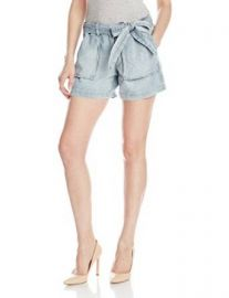 Lucky Brand Womenand39s Utility Short at Amazon