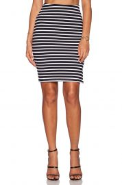 Lucy Paris Catie Pencil Skirt at Revolve