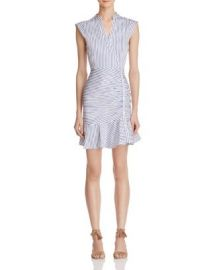 Lucy Paris Kimmy Ruched Dress - 100  Exclusive at Bloomingdales
