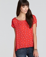 Lucys red top at Bloomingdales at Bloomingdales