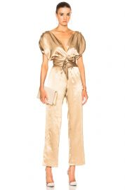 Luisa Jumpsuit by Carolina Ritzle at Forward