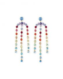 Lulu Frost Rainbow Statement Earrings   Neiman Marcus at Neiman Marcus