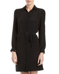 Luna Calista Shirtdress at Last Call