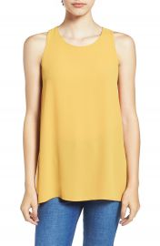 Lush Side Slit Tank at Nordstrom