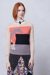 Lusitano Sweater at Anthropologie