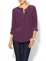 Lynn blouse by Equipment at Piperlime