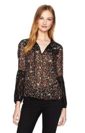 Lyra Lace Top by Rebecca Taylor at Amazon
