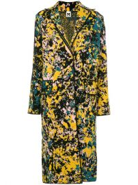 M Missoni Ink Splatter Print Coat  1 295 - Buy AW17 Online - Fast Global Delivery  Price at Farfetch