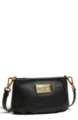 MARC BY MARC JACOBS Classic Q - Percy Crossbody Bag Small in black at Nordstrom