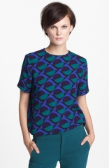 MARC BY MARC JACOBS Etta Print Top at Nordstrom