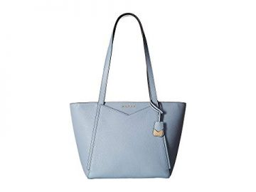MICHAEL Michael Kors Whitney Small Top Zip Tote at Zappos com at Zappos