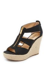 MICHAEL Michael Kors Damita Wedge Sandals at Shopbop