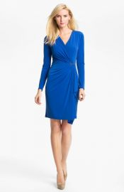 MICHAEL Michael Kors Faux Wrap Dress at Nordstrom