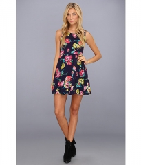 MINKPINK Flower Bomb Dress Multi at 6pm