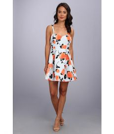MINKPINK Queens Garden Dress Multi at 6pm