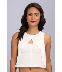 MINKPINK Ray Of Light Top White at 6pm