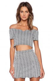 MINKPINK Sweetheart Crop Top at Revolve