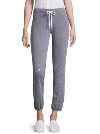 MONROW - Stardust Vintage Sweatpants at Saks Fifth Avenue