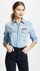 MOTHER All My Exes Shirt at Shopbop