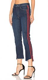 MOTHER Insider Crop Step Fray in Speed Racer from Revolve com at Revolve