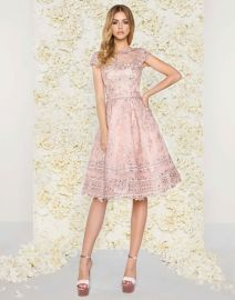Mac Duggal #50424D Dress in Rose at Couture Candy