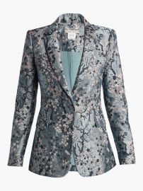 Macey Fitted Blazer at Olivia