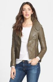 Mackage and39Besaand39 Leather Moto Jacket at Nordstrom