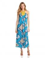 Macrame Maxi dress by Tbags LA at Amazon
