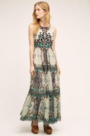 Madera Maxi Dress at Anthropologie