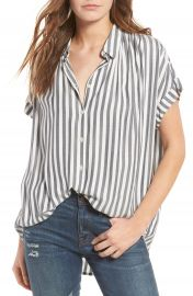 Madewell Central Shirt at Nordstrom
