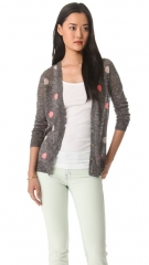 Madewell Double Dot Cardigan at Shopbop