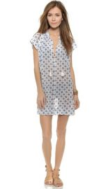Madewell Lanai Cover Up Tunic at Shopbop