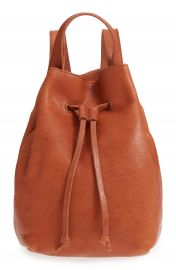 Madewell Mini Somerset Leather Backpack at Nordstrom