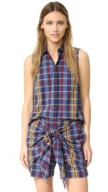 Madewell Moment Madras Shirt at Shopbop