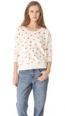 Madewell Rosebud Printed Pullover at Shopbop