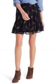 Madewell Ruffle Edge Miniskirt at Nordstrom