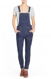 Madewell Skinny Overalls  Judd Wash at Nordstrom