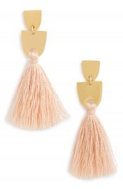Madewell Tassel Earrings at Nordstrom