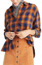 Madewell Westward Ardan Plaid Shirt at Nordstrom