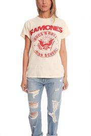 Madeworn Ramones Tee at Blue & Cream